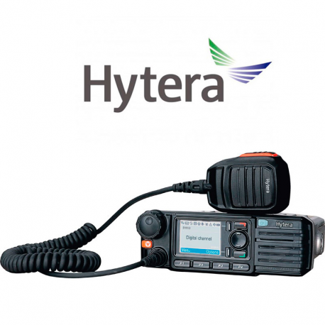 Hytera Digital Mobile Radio Equipment
