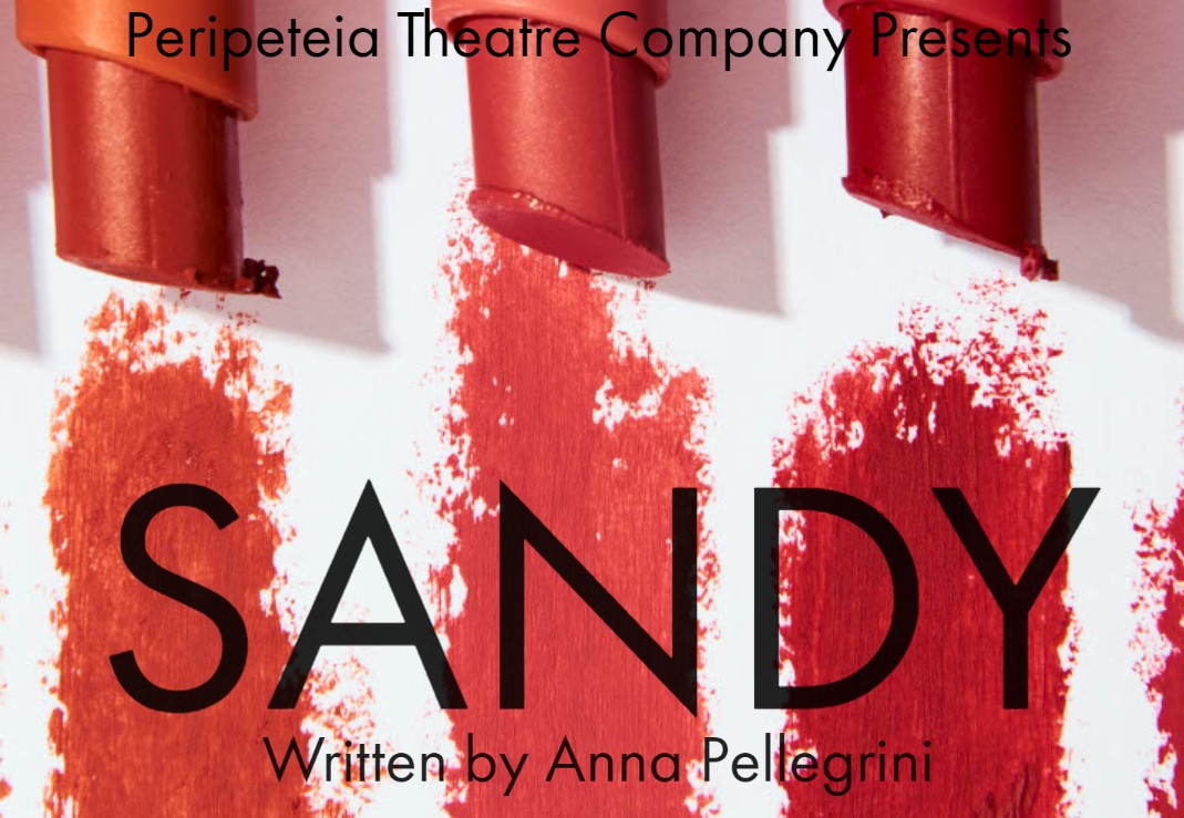 SANDY BY ANNA PELLEGRINI  | PART OF GM FRINGE PERFORMING AT SALFORD ARTS THEATRE