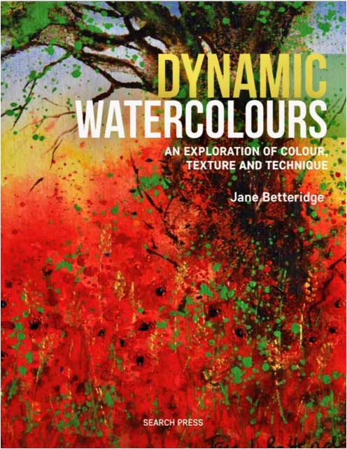 Dynamic Watercolours Book