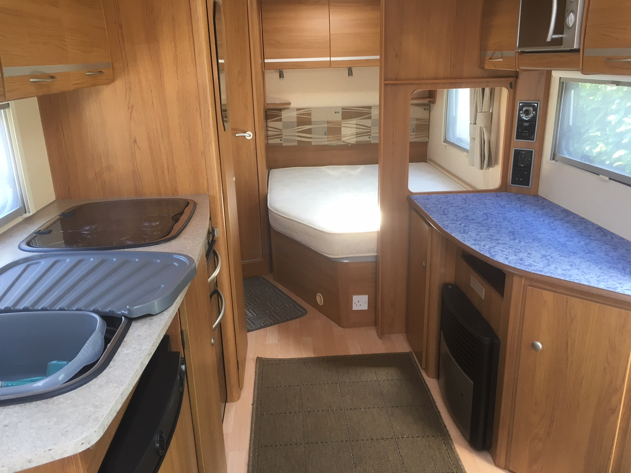Touring caravan for sale Pembrokeshire