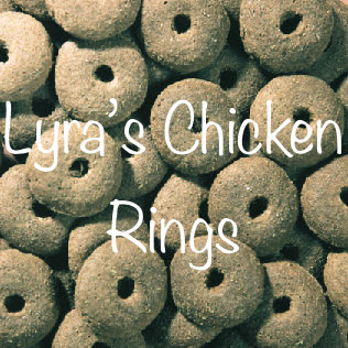 Lyra's Chicken Rings 15Kg