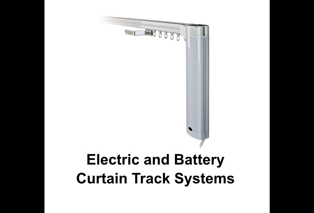 Electric and Battery curtains