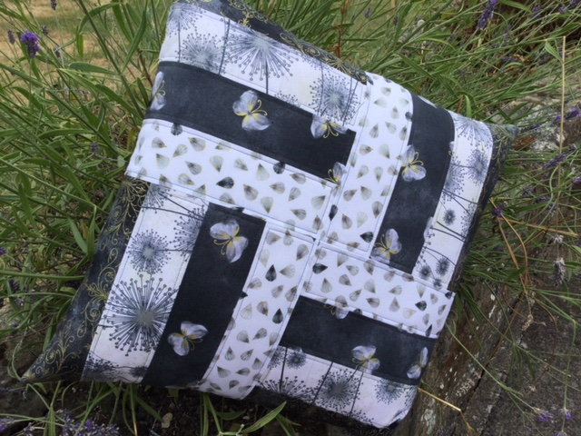 Beginners patchwork cushion 11th October