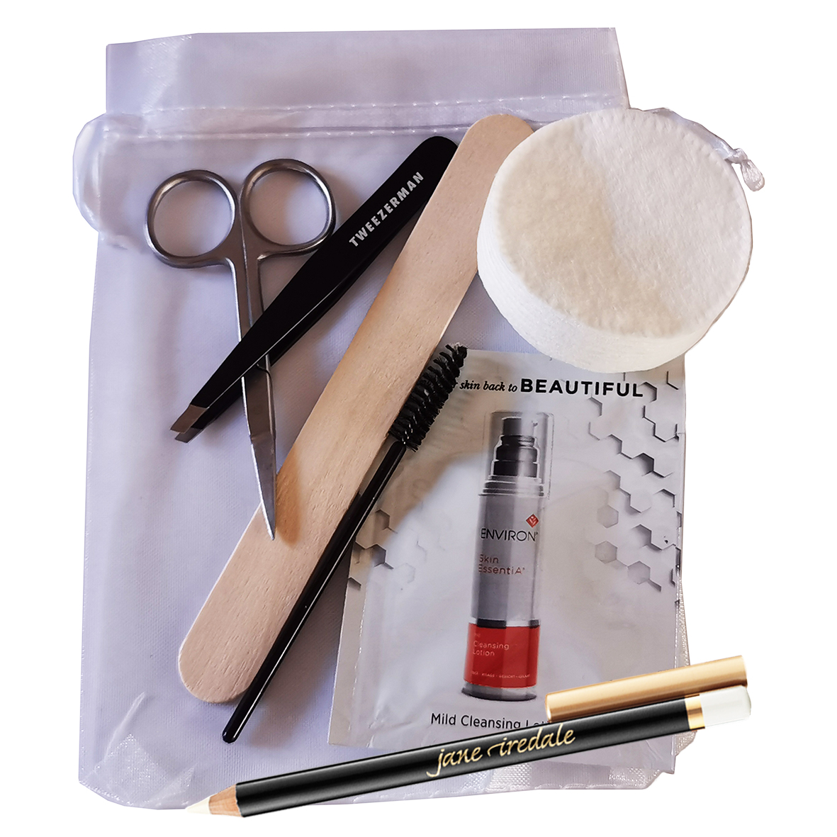 Brow Shaping & Plucking Kit