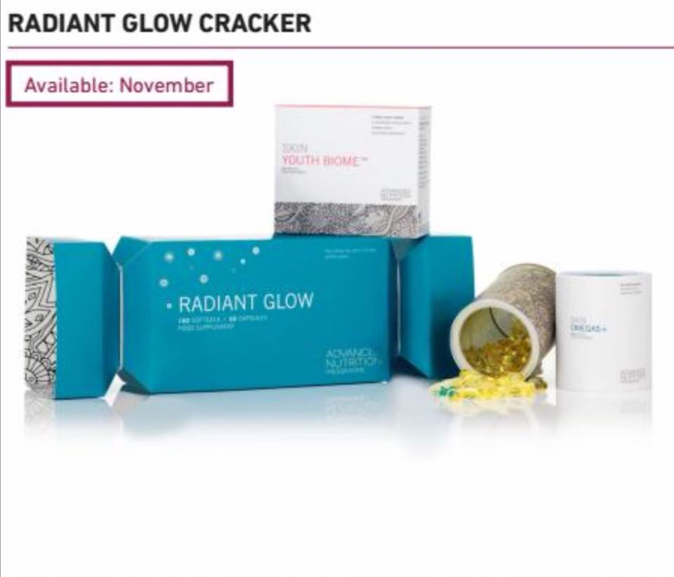 Radiant Glow Festive Cracker
