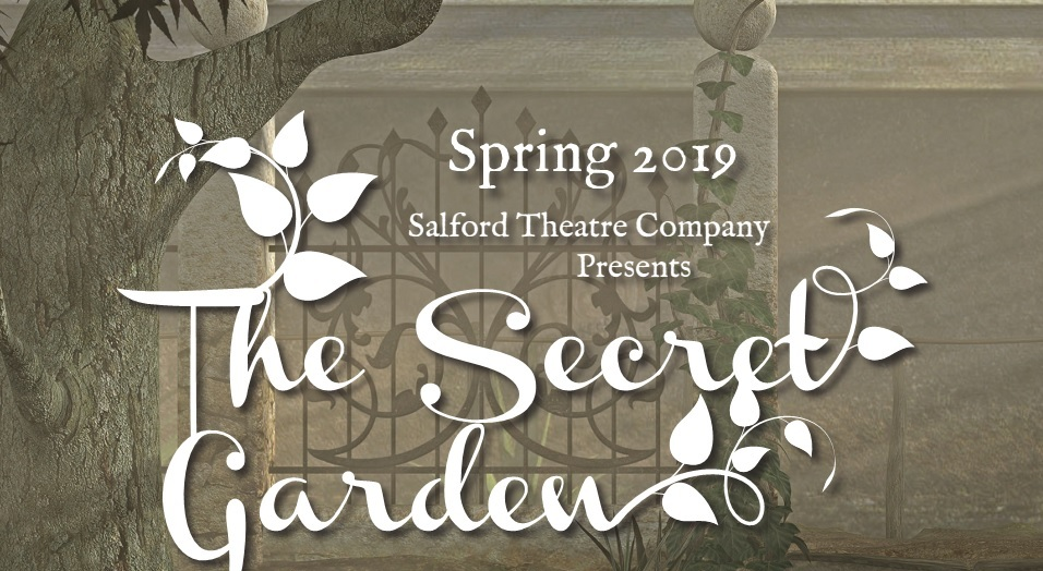 THE SECRET GARDEN ADAPTED FOR THE STAGE BY NEIL DUFFIELD
