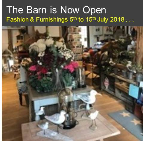 Fashion & Furnishings 2018 now open