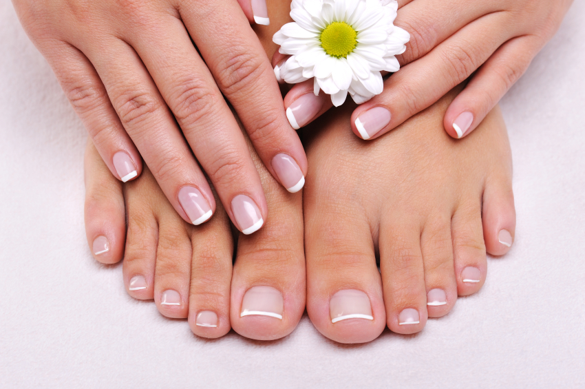 Pamper Room Hand & Feet Treatments