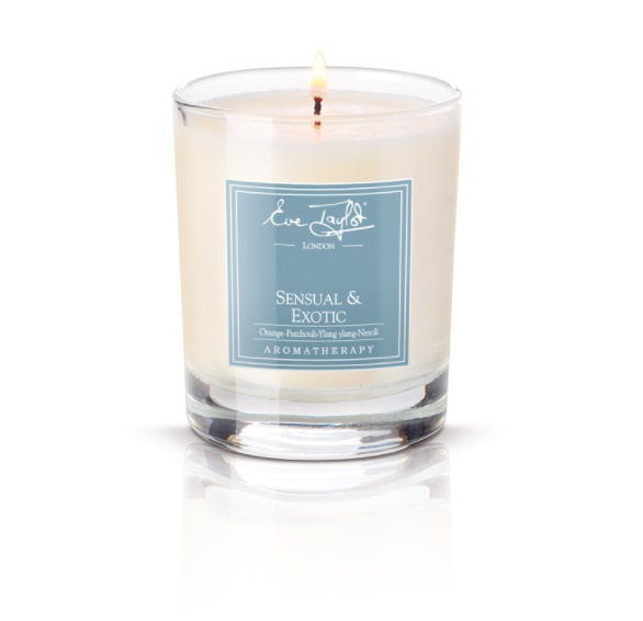 Sensual and Exotic Massage Candle