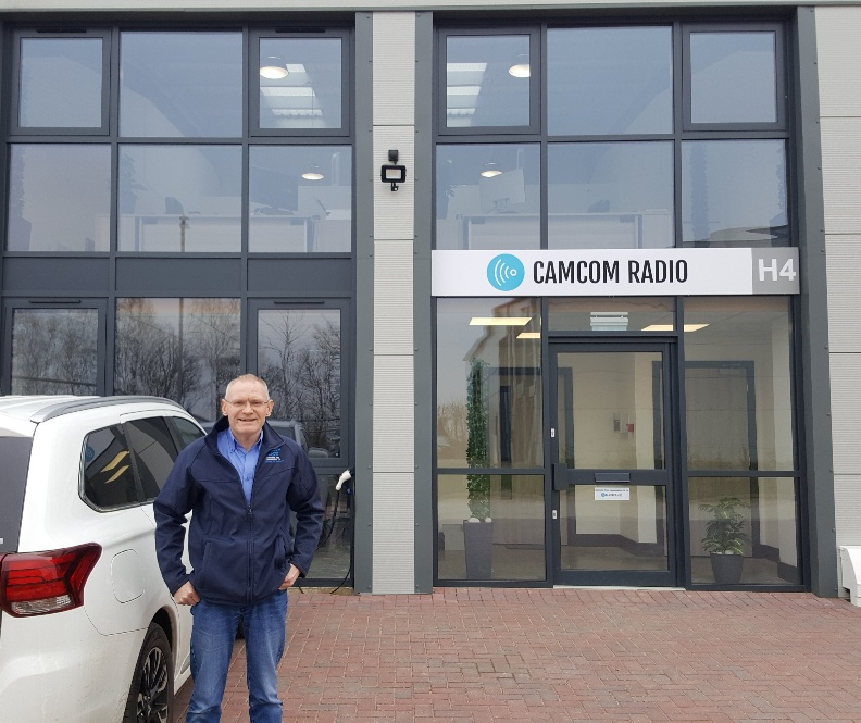 Camcom Radio H4 Risby Business Park IP28 6RD