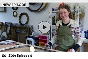 Ruth Tappin, Salvage Hunters, The Restorers