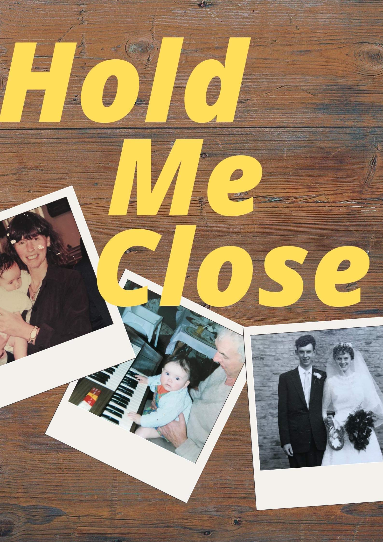 HOLD ME CLOSE BY JOE WALSH  - TWO IN A BED THEATRE COMPANY | PERFORMAING AT SALFORD ARTS THEATRE