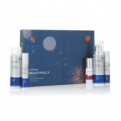 Limited Edition Environ Youth EssentiA Christmas Gift Set Box.**