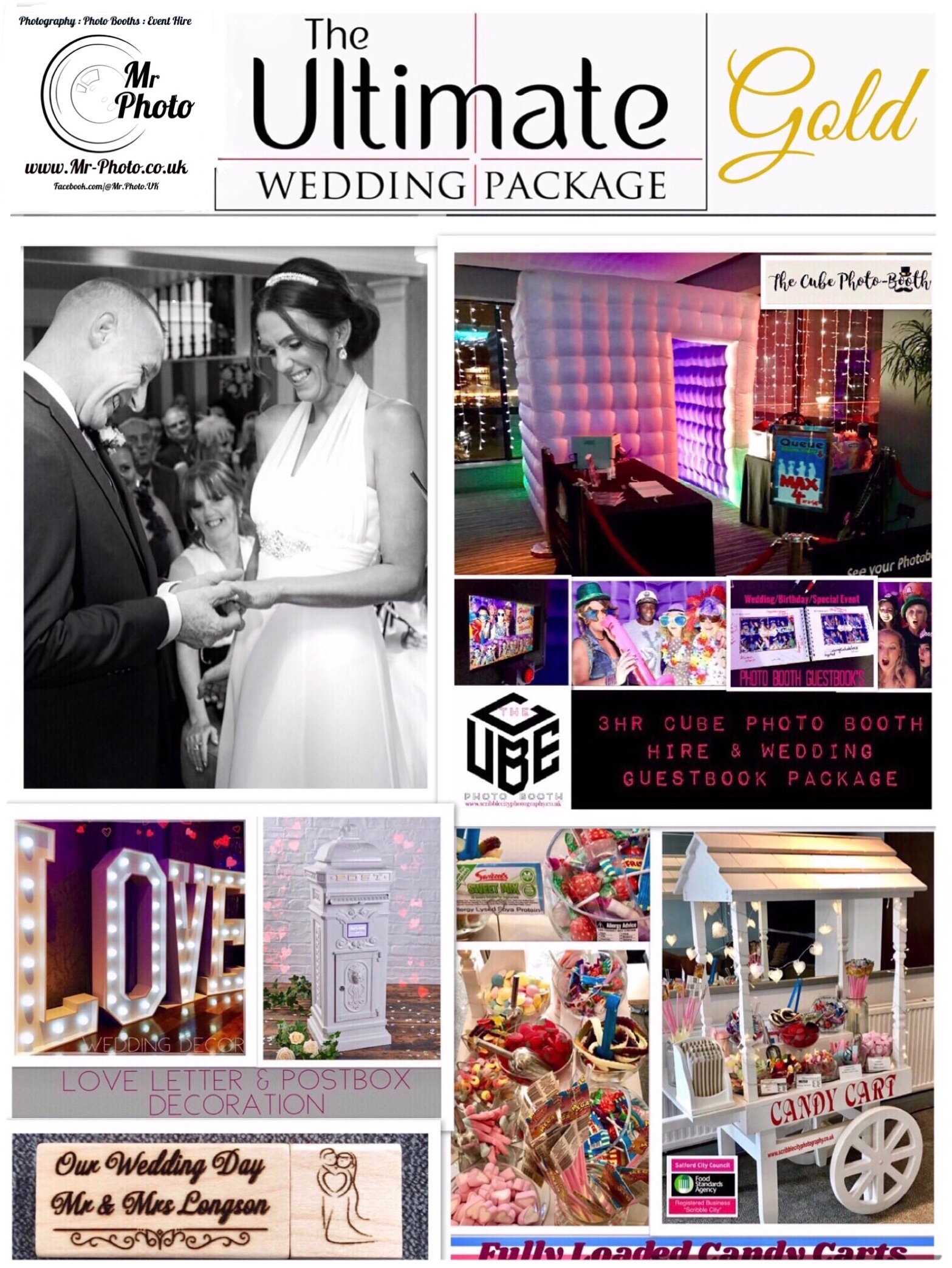 Wedding packages Home Page