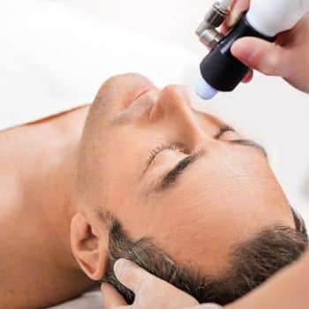 Skinbase Microdermabrasion for men