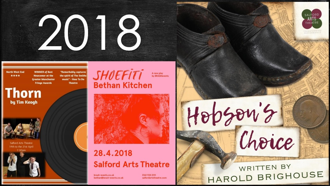 2018 AT SALFORD ARTS THEATRE