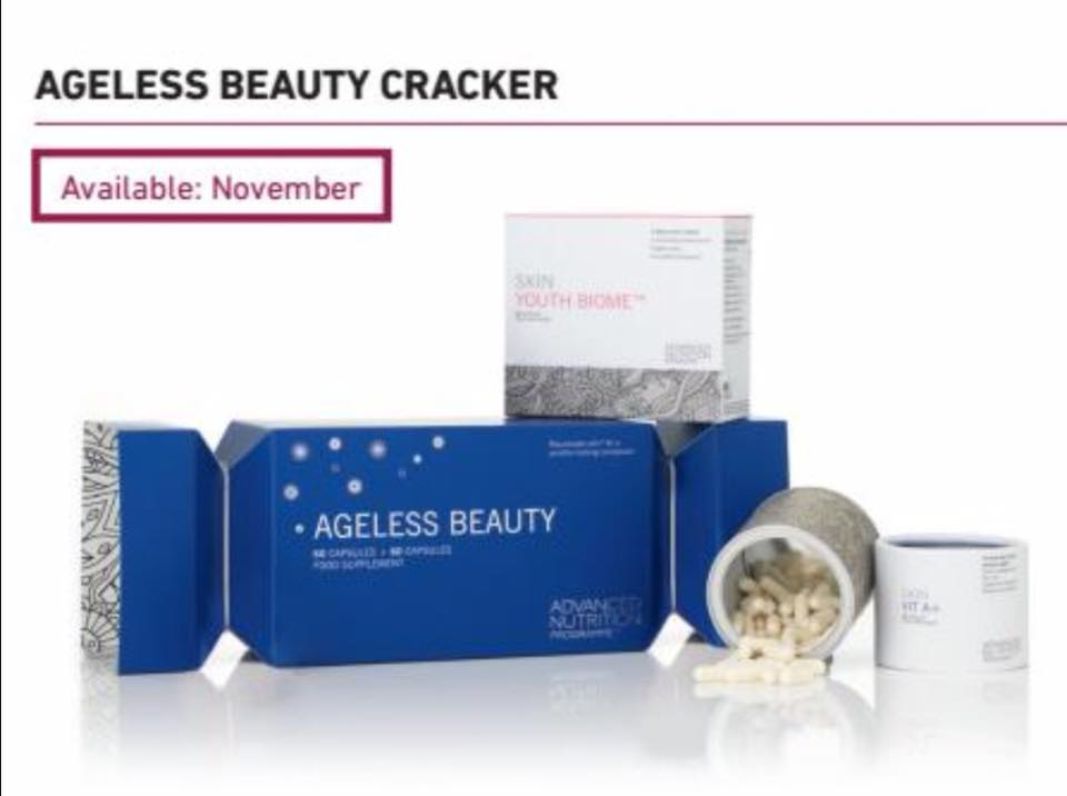 Ageless Beauty Festive Cracker