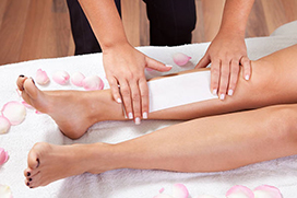 Pamper Room Hair Removal Treatments