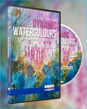 Dynamic Watercolours DVD