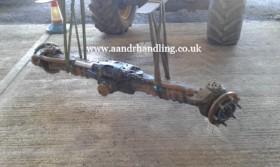 Manitou MLT 840 Dana Spicer Axle