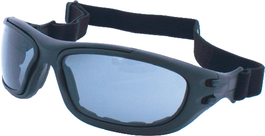 Guard-dogs G100 smoke lens goggle strap