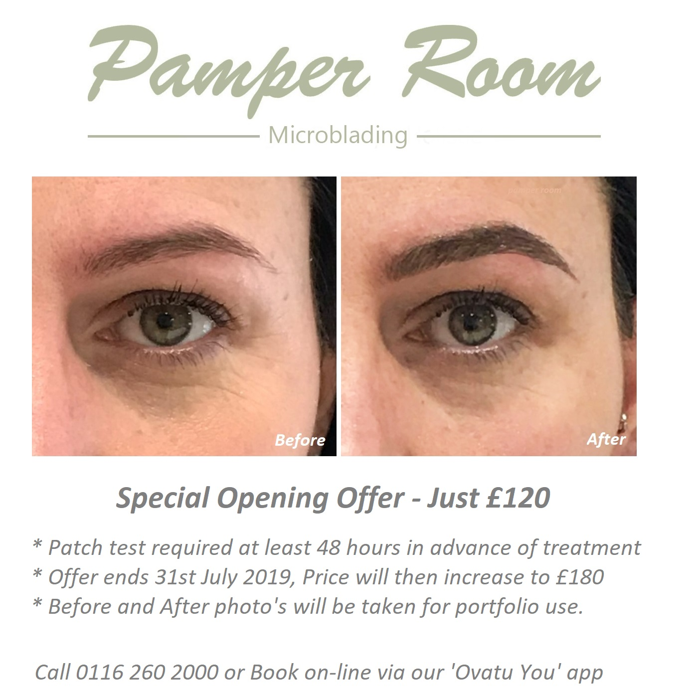 Pamper Room Microblading