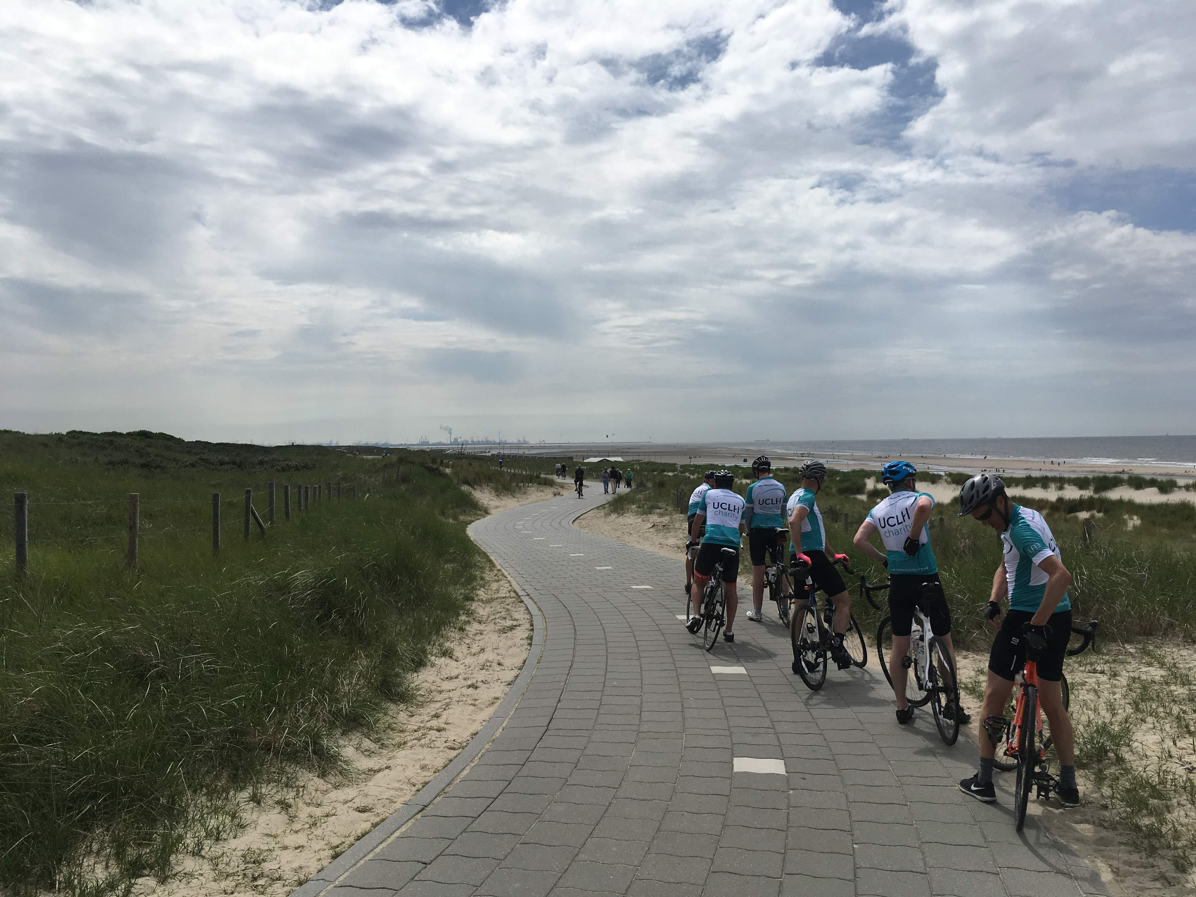 Day 1 - Arriving at the hook of holland