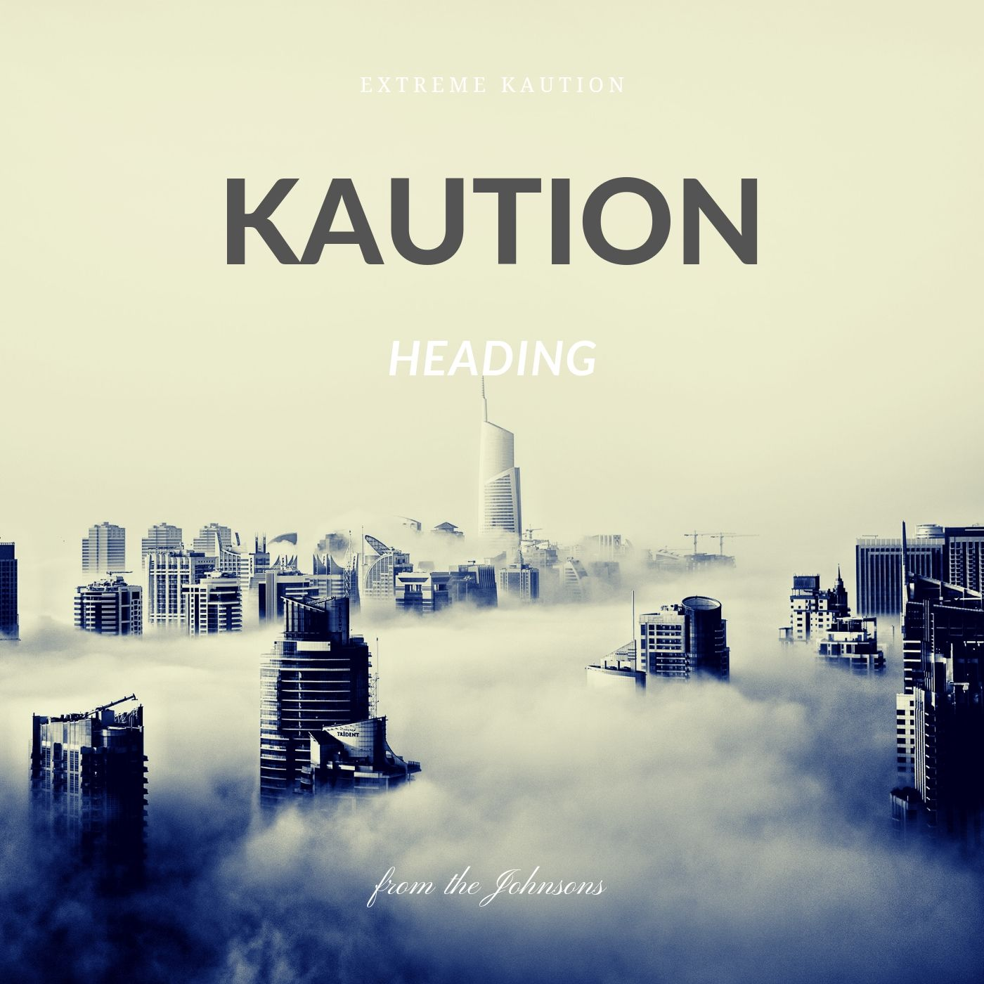 Kaution Heading EP