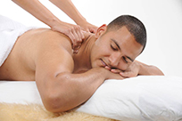 Male Massage at Pamper Room