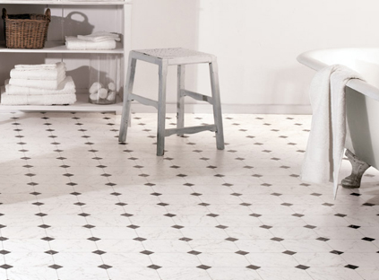 Vinyl Plank Floor Option For Craft Room Bathroom Ideas Image Description