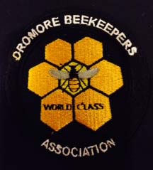 DBKA Patch for Bee Suit