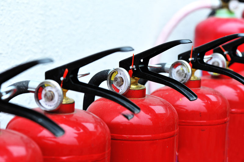 fire extinguisher courses in London