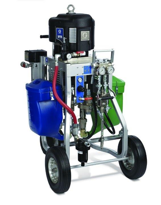 Graco XP70 Plural Component Spray System