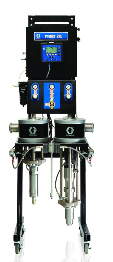 Graco ProMix 2KE Plural Component Spray System