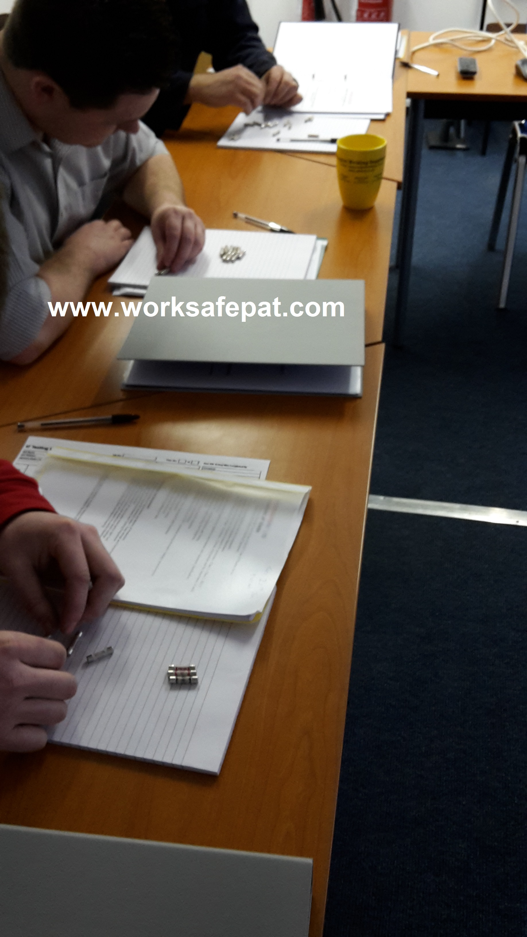 in-house pat testing training by the specialists worksafepat