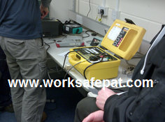 practical pat testing course in-house