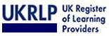 We are listed on the UK Register of Learning Providers