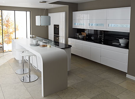 Home page for Modern kitchen ideas uk