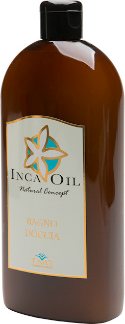 Bath with Inca Oil