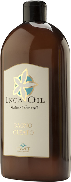 Body Bath with Inca Oil