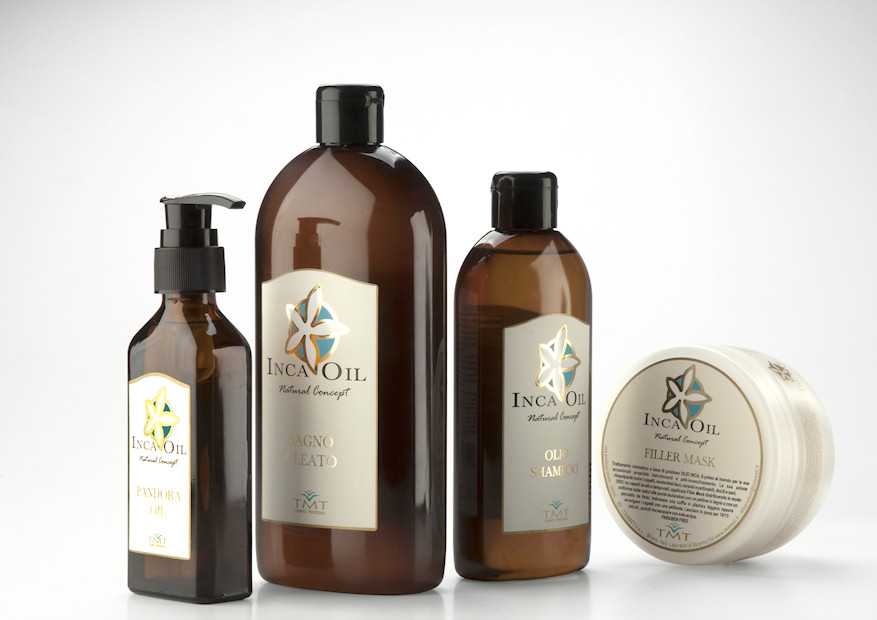 Inca Oil products