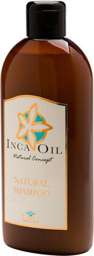Inca Oil Natural Shampoo