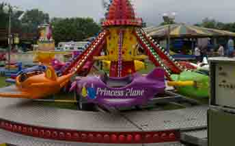 Childrens rides for hire