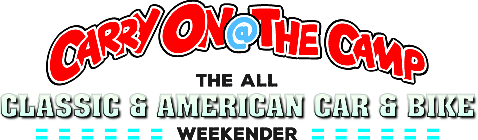Carry on at the Camp - The all Classic and American Car and Bike Weekender