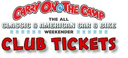Carry On at the Camp - American and Classic Car and Bike Weekender