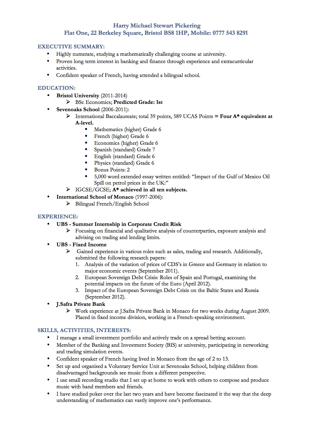 Homework assignment template document image 3