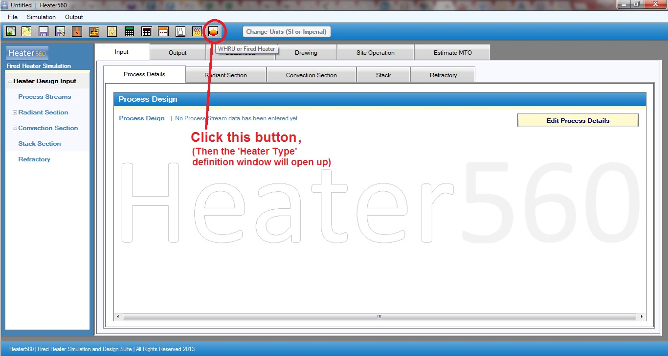 Wate Heat Recovery Unit WHRU software tutorial - Heater560