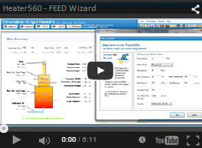 Heater560 Fired Heater Software Video screenshot