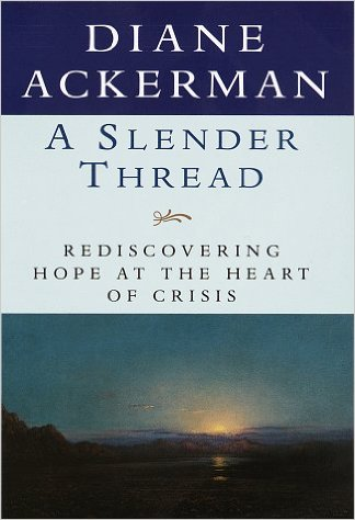 A Slender Thread book