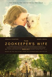 The Zookeeper's Wife hardcover